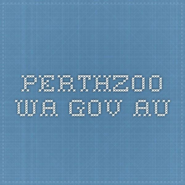 perthzoo.wa.gov.au