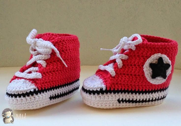 Crochet Tutorial Zapatos Bebe : Zapatos, Manualidades and Crochet on Pinterest