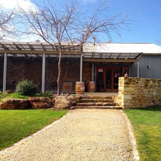 @howard_vineyard is looking a little bit pretty today for the Adelaide Hills Winter Reds Cellar Door Weekend