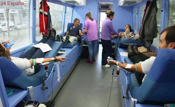 El Centro de Hemoterapia hace un llamamiento para mantener las donaciones de sangre en verano