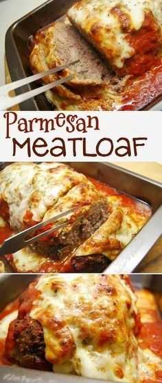 WEGHT WATCHERS PARMESAN MEATLOAF
