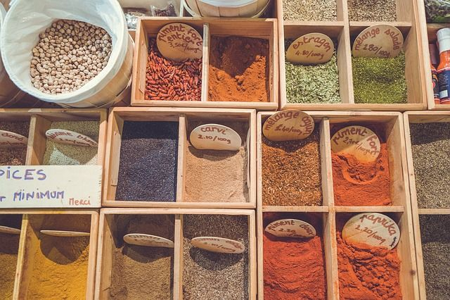 La Dispensa – Frutta secca, semi e spezie