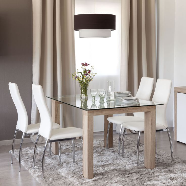 17 best Mesas de comedor images on Pinterest Dining rooms, Chairs