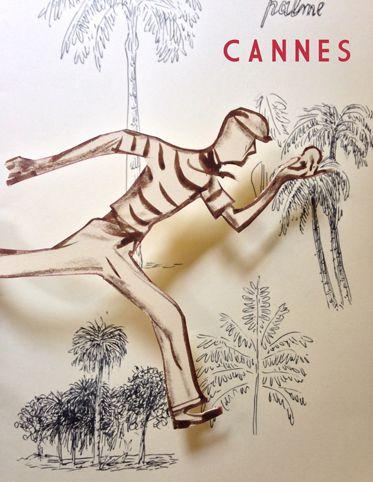 Pétanque et palmes à Cannes