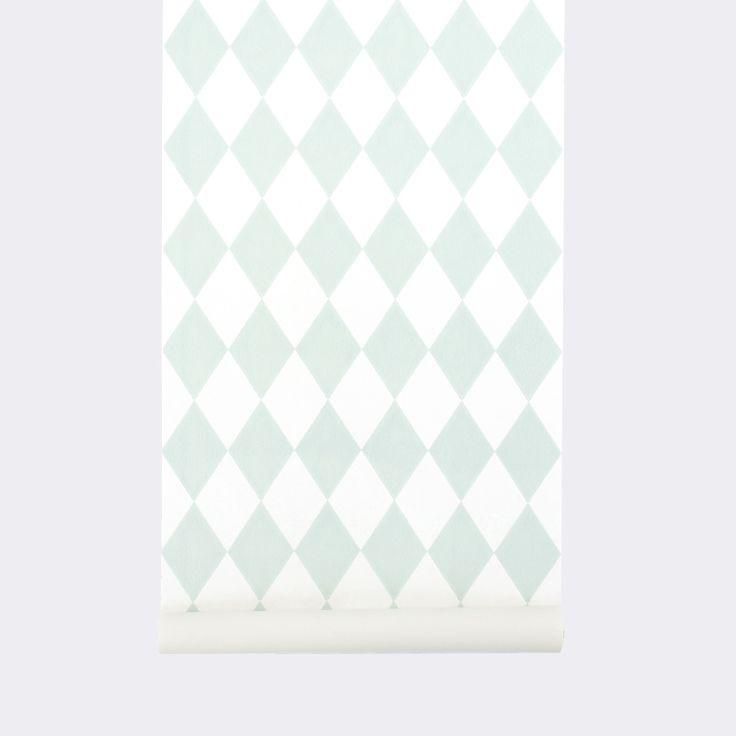 ferm LIVING webshop - Harlqeuin Wallpaper