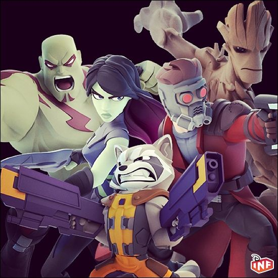 Disney Infinity 2.0 - Guardians of the Galaxy