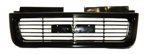 OE Replacement GMC Grille Assembly (Partslink Number GM1200436). For product info go to:  https://www.caraccessoriesonlinemarket.com/oe-replacement-gmc-grille-assembly-partslink-number-gm1200436/