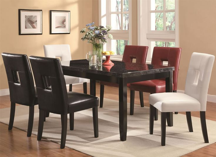HOW TO CHOOSE THE RIGHT DINING TABLE FOR YOUR FAMILY Http://www.