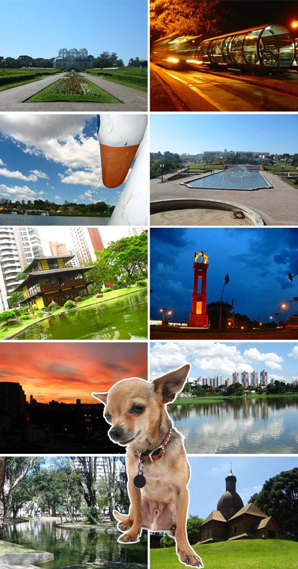 Curitiba-Parana-Brasil