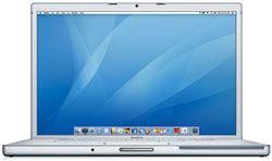 Apple MacBook Pro 17 inch 2.33 GHz Core 2 Duo - Specs - Model #A1212