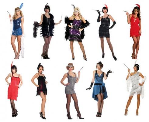 I will be a flapper girl next Halloween