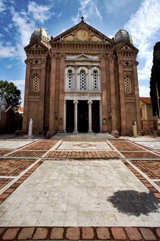 Xaris Xaris - Google+ - The Cathedral in Mytilene, Lesvos island, Greece #lesvos …