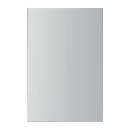 VEDDINGE Dörr, grå grå 40x60 cm
