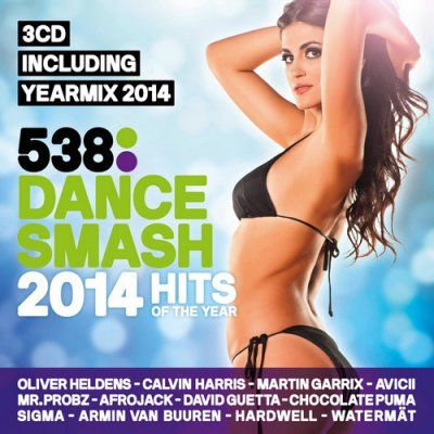538 Dance Smash 2014 Hits