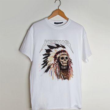 kanye west yeezus t shirt men and t shirt women by fashionveroshop