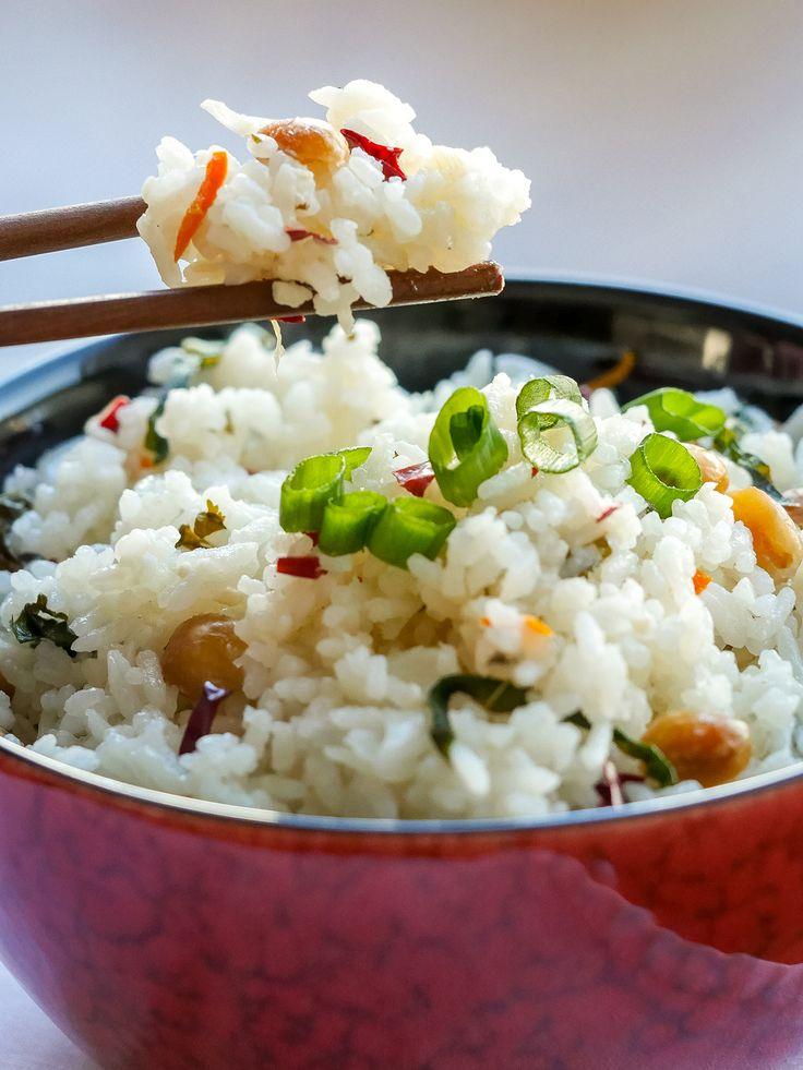 Spicy Thai Rice