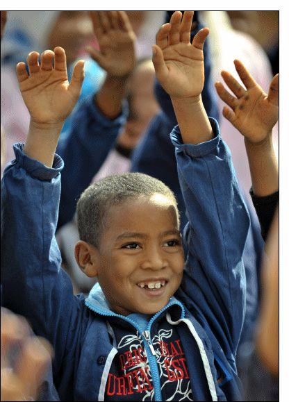 Carte Petit gar�on du sud Marocain pour envoyer par La Poste, sur Merci-Facteur !