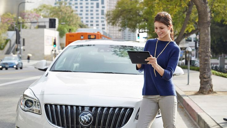 2016 Buick Regal offers OnStar 4G LTE capabilities that turn your vehicle into a Wi-Fi hotspot.