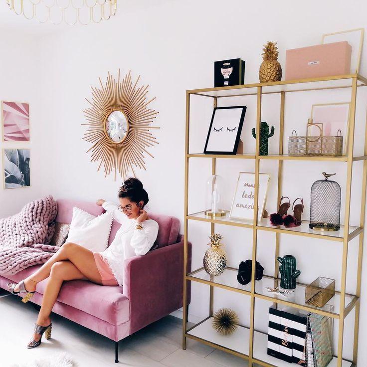 Home Decor – Living Room : 9,536 отметок «Нравится», 136 комментариев — Anni… – Decor Home