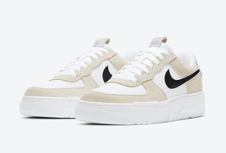 Nike Air Force 1 Pixel Desert Sand DH3861-001 Release Date - SBD ...