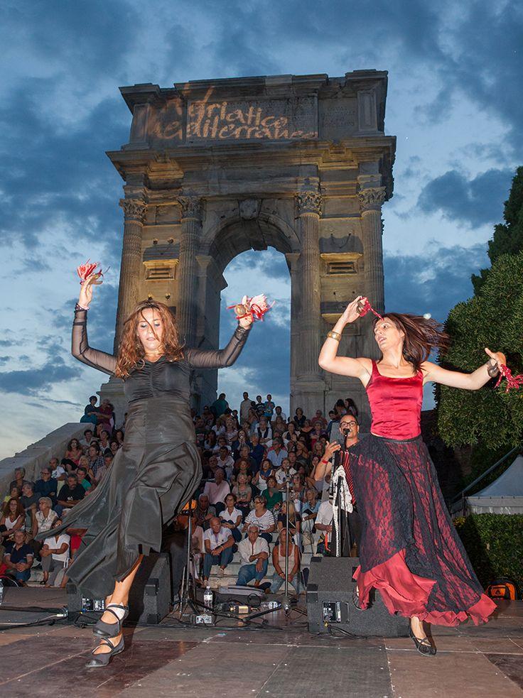 Trio Tarantae - Adriatico Mediterraneo festival 2013