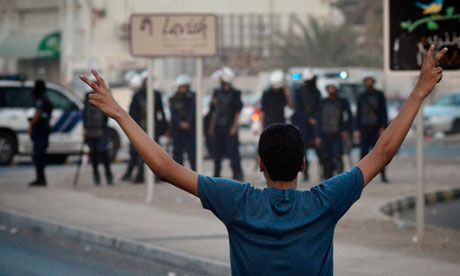Why didn't CNN's international arm air its own documentary on Bahrain's Arab Spring repression?