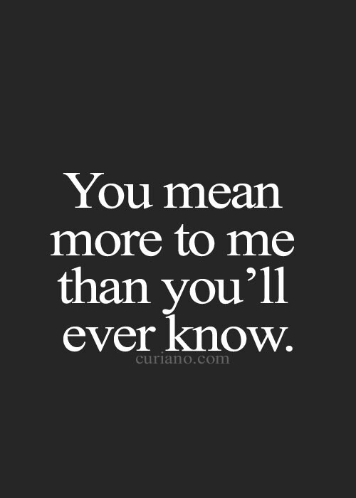Missing my IN*U.....From me
