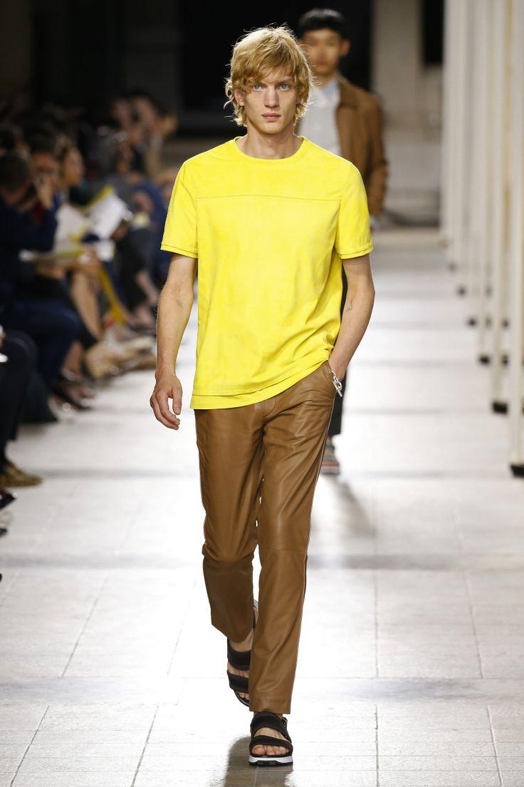 Hermès | Menswear - Spring 2017 | Look 2