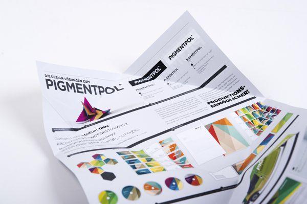 PIGMENTPOL by ATMO Designstudio, via Behance