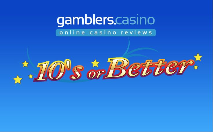 Video poker is one of the top gaming choices of many casino fans. The game is a great alternative to table game action and it offers a heads up gaming experience between a player and machine. Thanks to its popularity, there are many different variants of video poker. One popular variant is 10's or Better. …