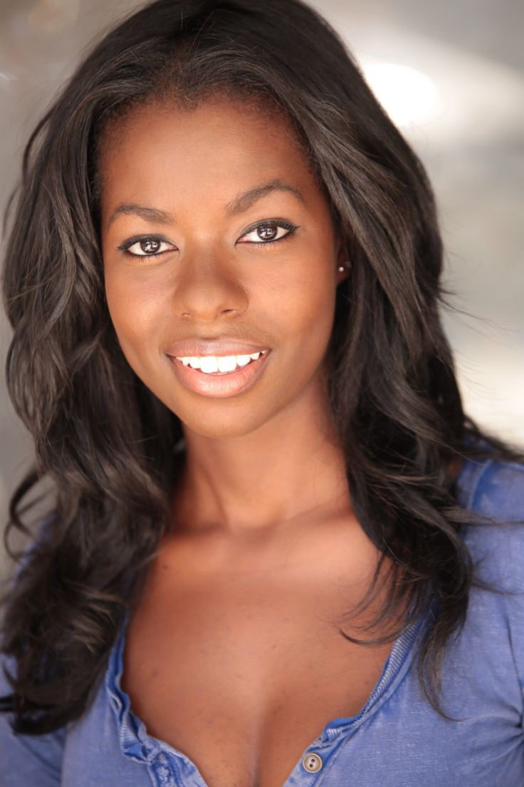 Camille Winbush she is just