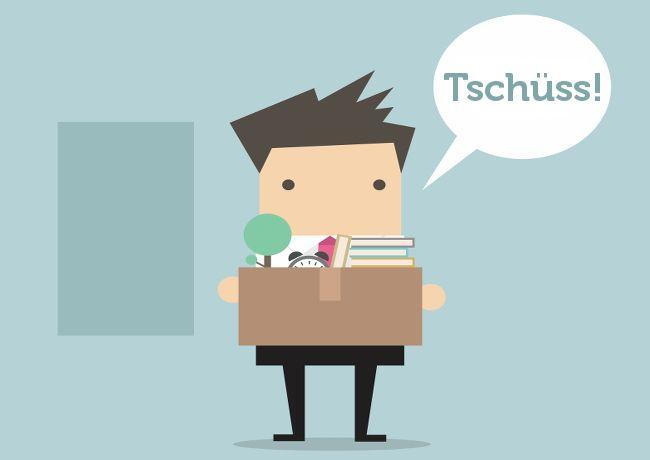 Machen Sie einen kurzen Selbsttest: Sollten Sie Ihren Job kündigen?  http://karrierebibel.de/selbsttest-sollten-sie-ihren-job-kuendigen/