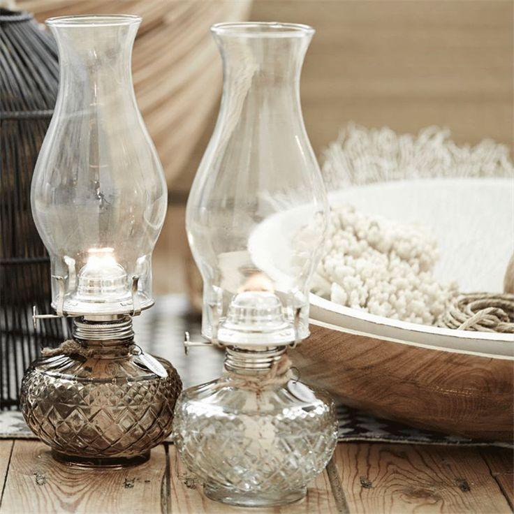 Oil lamp Bohemian - Riverdale