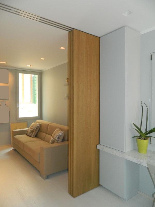 12_stato di progetto cucina soggiorno  appartamento venezia 2 ...