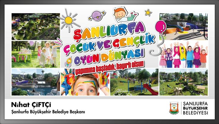Büyükşehir Belediyesi olarak Çocuk ve Gençlik Oyun Dünyası park yapım çalışmalarına Orman Bölge Müdürlüğü bitişiğinde başladık. Şanlı şehrimize Hayırlı olsun.