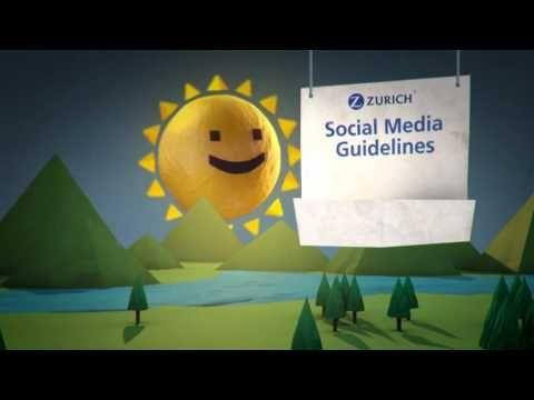 Social Media Guidelines - Zurich Insurance company