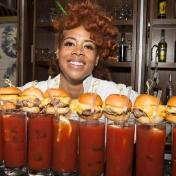"pop diner brooklyn 2016 pictures | Milkshake"" Singer Kelis Opens Pop-Up Restaurant"