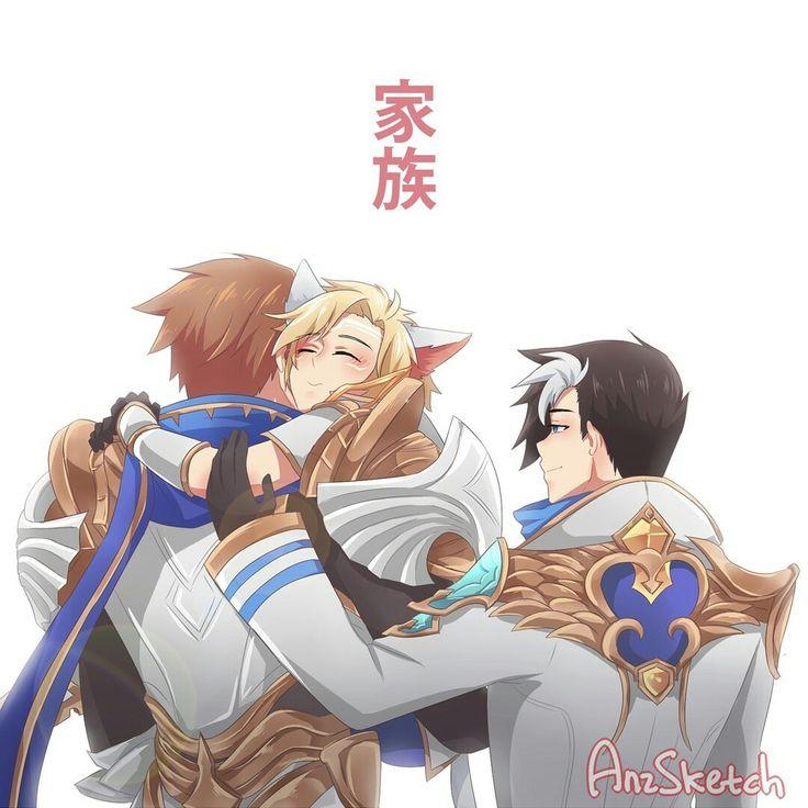 Alucard , harith and granger ~ mlbb | mobile legends ...