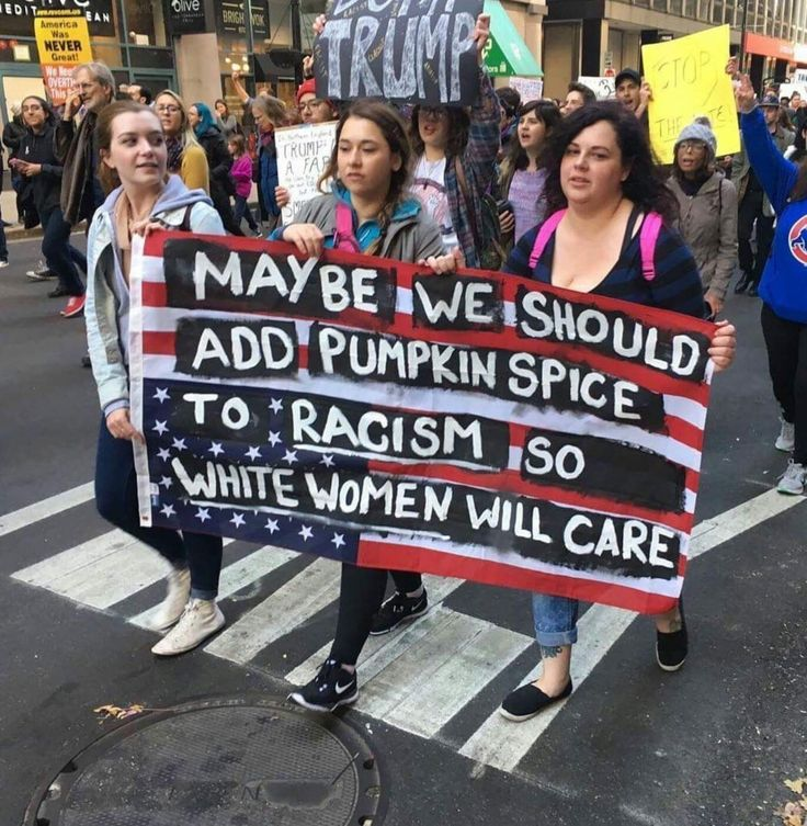 We white women need to be listening to people of color