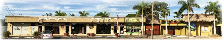 Strip Mall Facade Renovation - Before