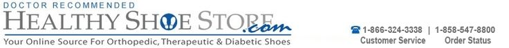 HealthyShoeStore.com - Your Online Source for Orthopedic Shoes, Therapeutic Shoes, and Diabetic Shoes as well as Orthopedic Slippers, Orthopedic Sandals and Orthopedic Shoe Accessories
