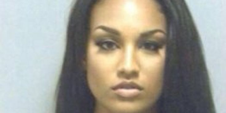 """She's been dubbed by media outlets as """"America's new hot mugshot,"""" """"world's hottest mugshot,"""" and """"new mugshot sensation,"""" among other titles.  You get the picture.  Model Angela Coates has became the latest arrestee..."""