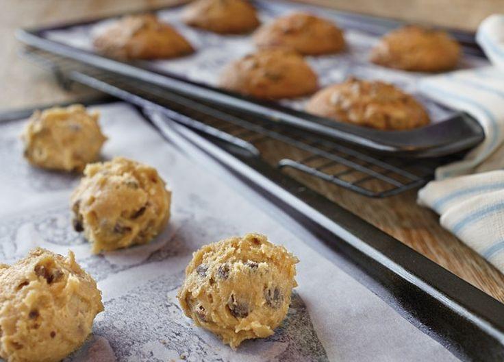 KitchenAid Stand Mixer recipe - Double choc chip cookies