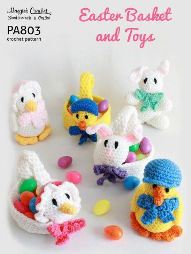 Easter Crochet Patterns For Beginners : 1000+ images about easter on Pinterest Tea cozy, Free ...
