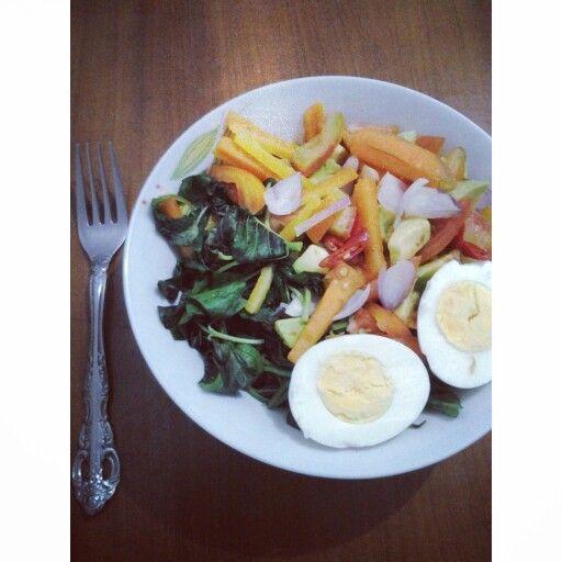Caesar Salad by myself!