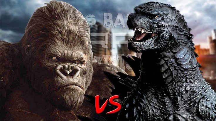King Kong vs Godzilla. Épicas Batallas de Rap del Frikismo | Keyblade