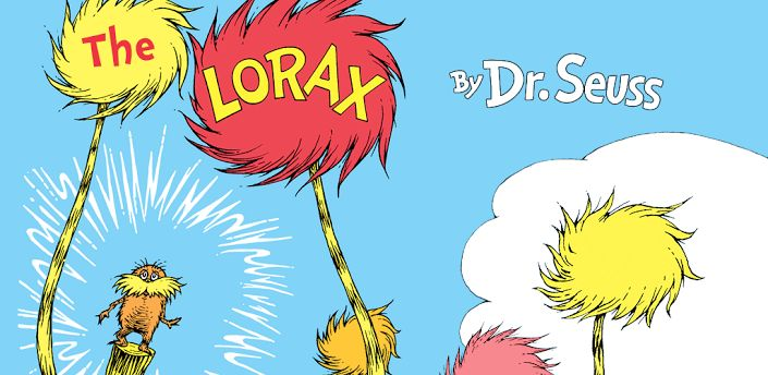The Lorax by Dr. Seuss