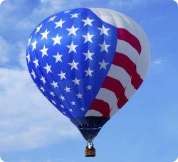 Hot Air Balloon Ride  http://www.800soaring.com/hot-air-balloon-ride/