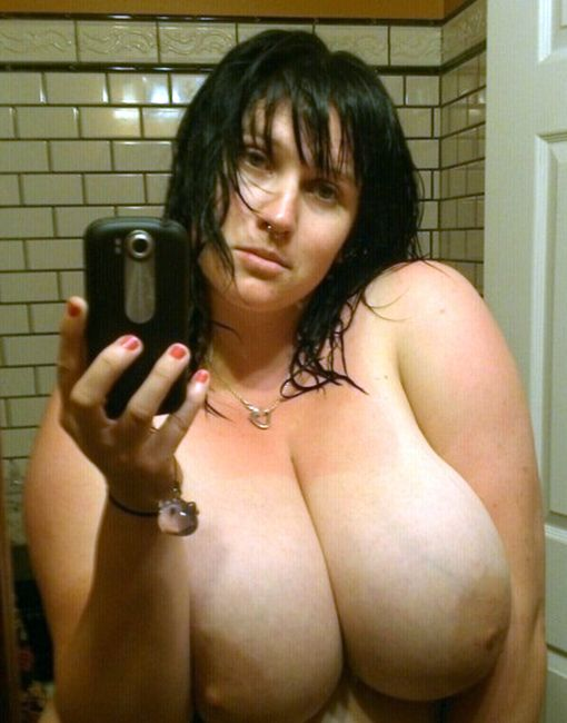 Big boob enormas large