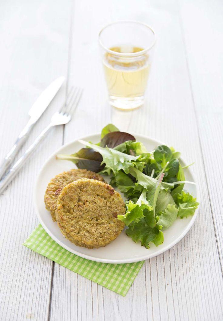 Galettes végétales quinoa boulgour, la recette d'Ôdélices : retrouvez les ingrédients, la préparation, des recettes similaires et des photos qui donnent envie !